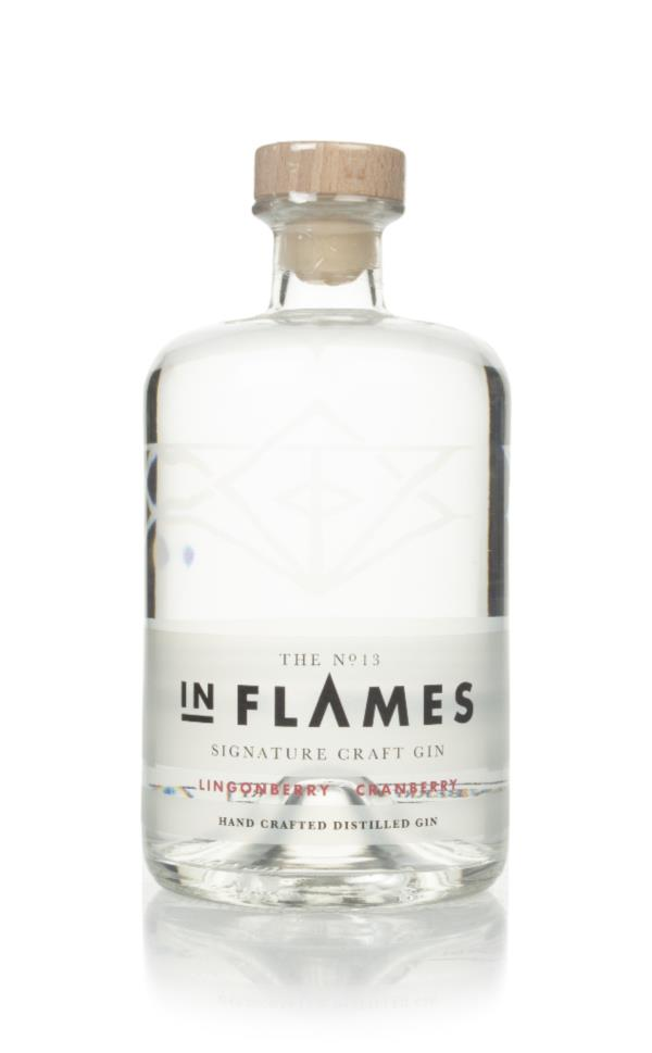 In Flames Lingonberry & Cranberry Gin