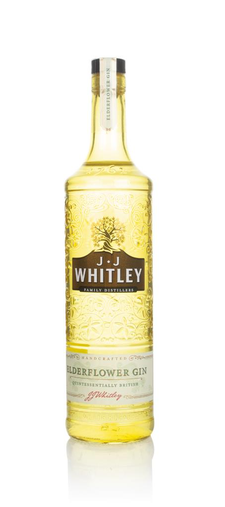 J.J. Whitley Elderflower Flavoured Gin
