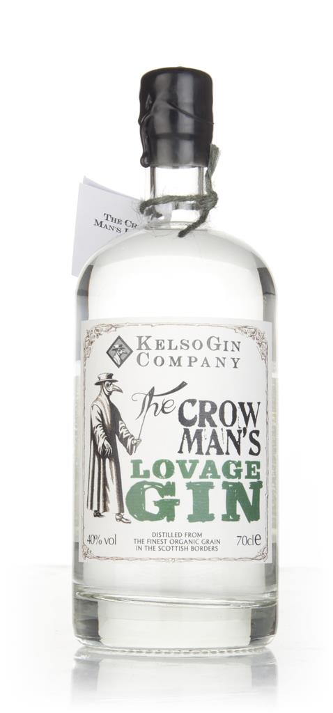 The Crow Mans Lovage Gin