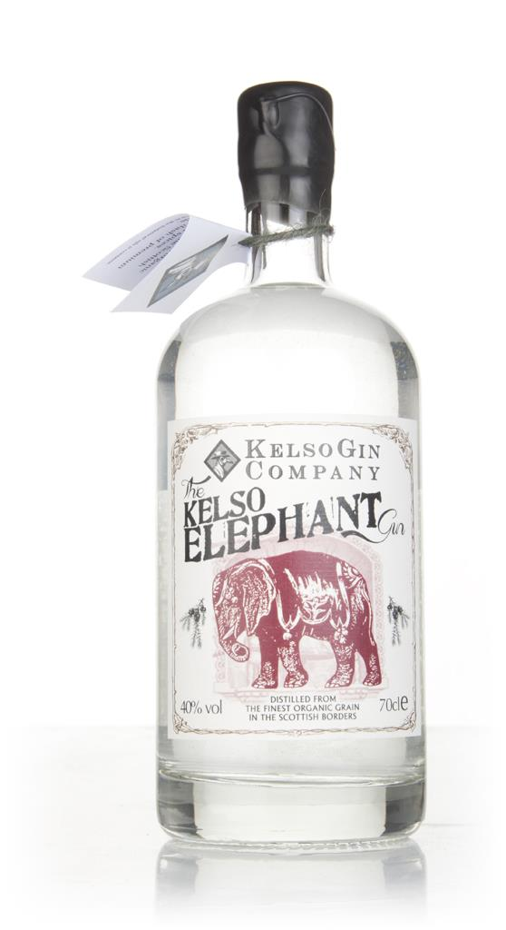 The Kelso Elephant Gin 3cl Sample Gin