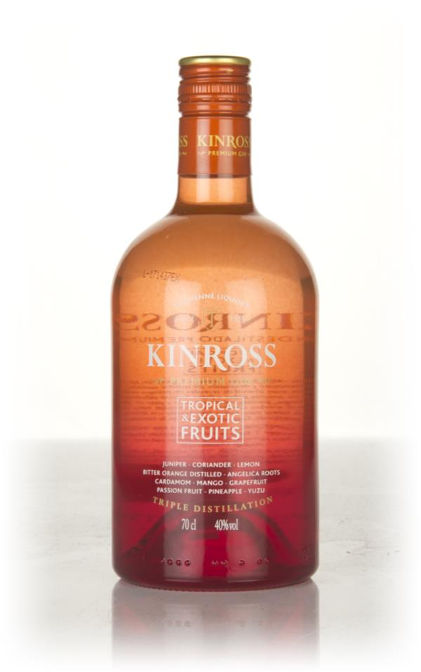 Kinross Tropical & Exotic Fruits Gin