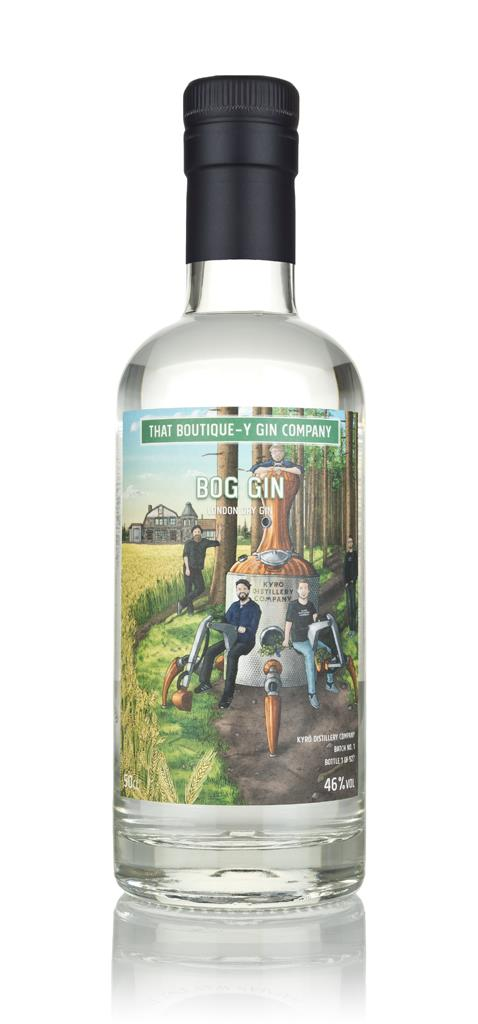 Bog Gin - Kyro Distillery Company (That Boutique-y Gin Company) 3cl Sa London Dry Gin 3cl Sample