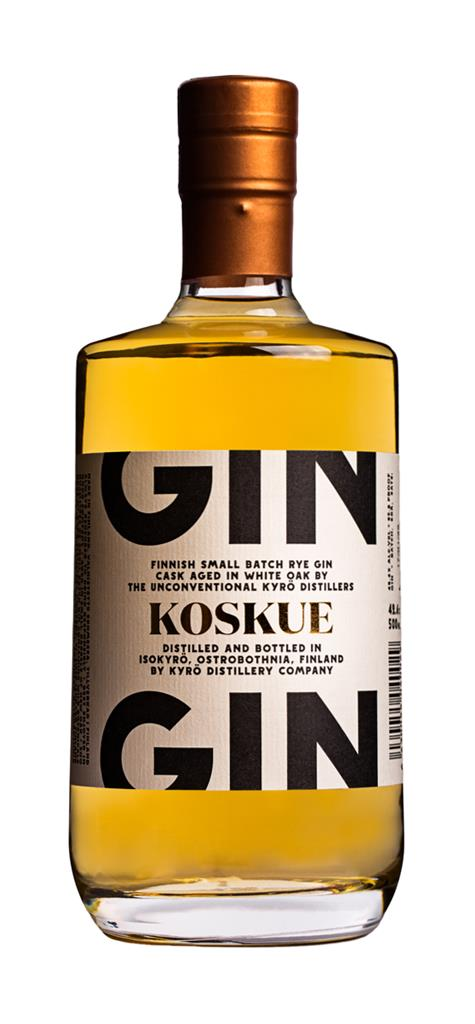 Koskue Aged Cask Aged Gin