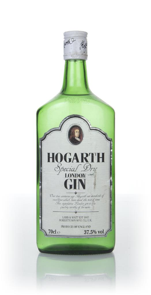 Lamb & Watts Hogarth Special Dry London Gin - 1960s London Dry Gin