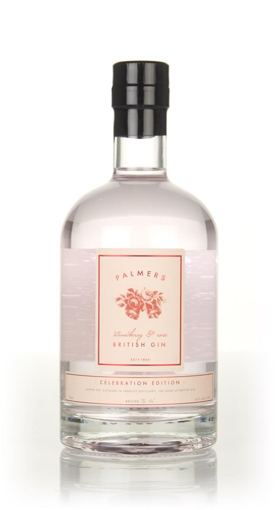Palmers Strawberry & Rose Flavoured Gin