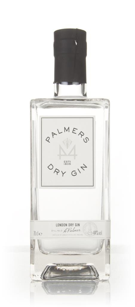 Palmers London Dry Gin 3cl Sample London Dry Gin