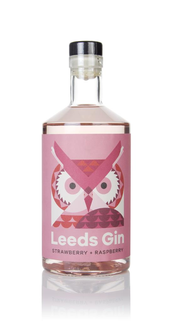 Leeds Gin Strawberry & Raspberry Flavoured Gin