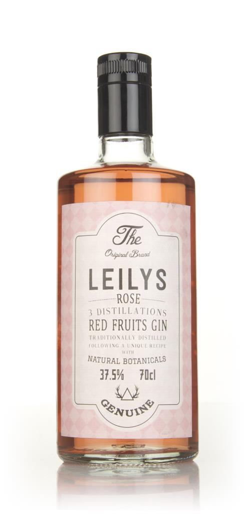 Leilys Red Fruits Flavoured Gin