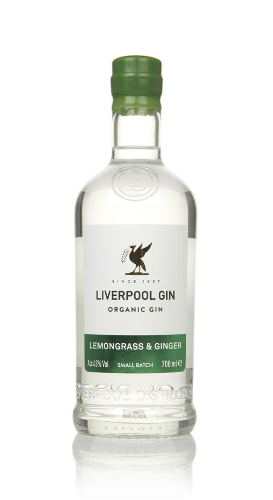 Liverpool Gin Lemongrass & Ginger Flavoured Gin