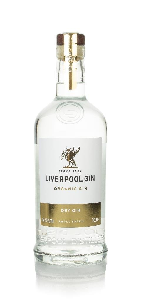 Liverpool Gin 3cl Sample Gin