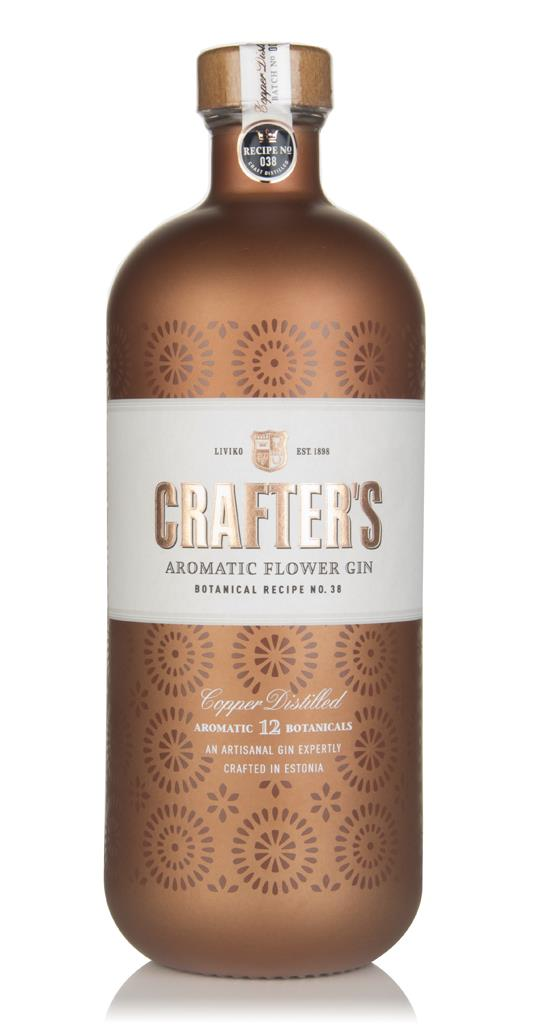 Crafter's Aromatic Flower Flavoured Gin