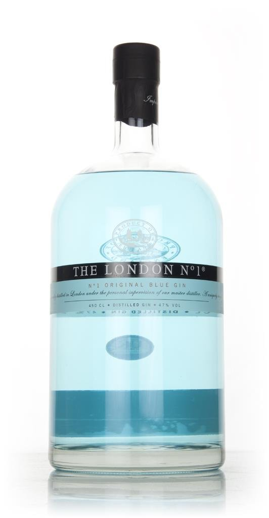 The London No. 1 Original Blue Gin 4.5L Gin