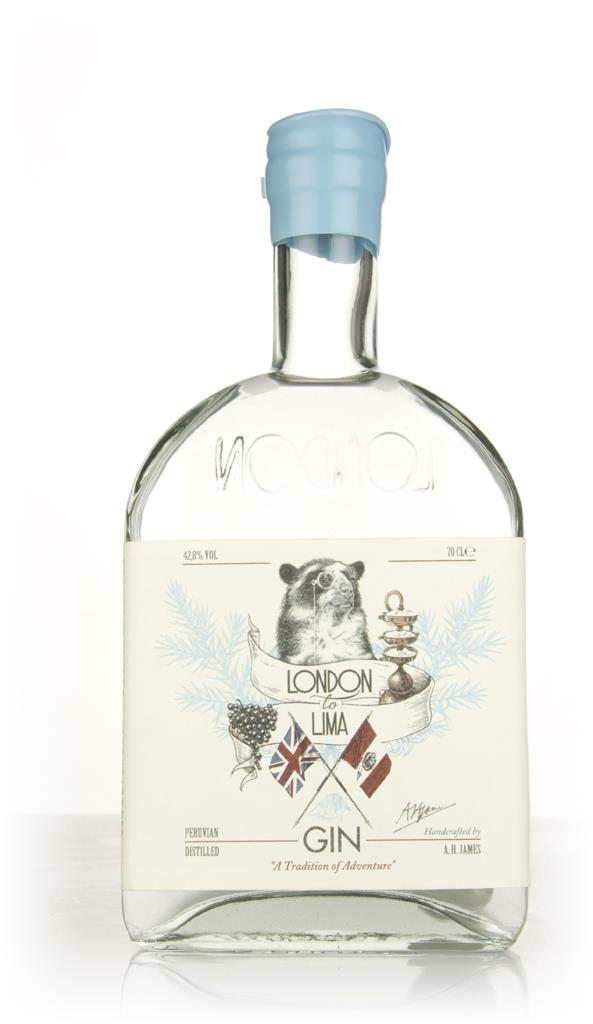 London to Lima Gin 3cl Sample Gin