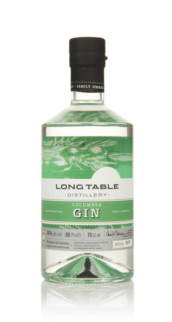 Long Table Cucumber Gin 3cl Sample Flavoured Gin