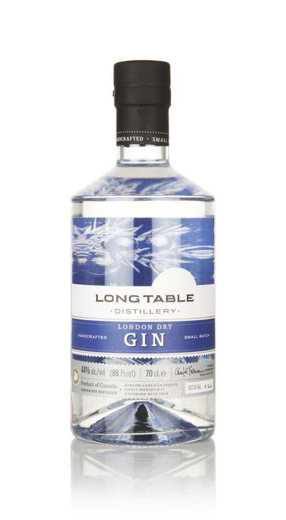 Long Table London Dry Gin 3cl Sample London Dry Gin