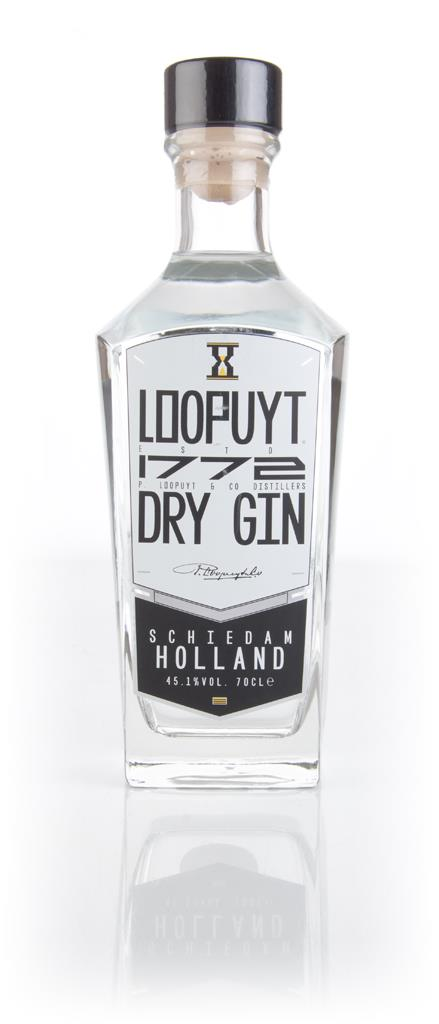 Loopuyt Dry Gin 3cl Sample Gin
