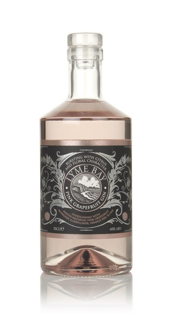 Lyme Bay Pink Grapefruit Gin 3cl Sample Flavoured Gin