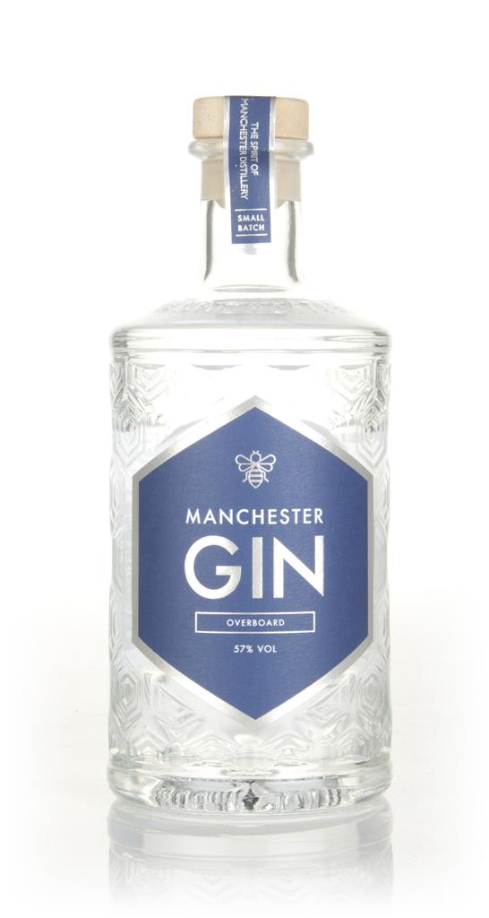 Manchester Gin Overboard 3cl Sample Gin