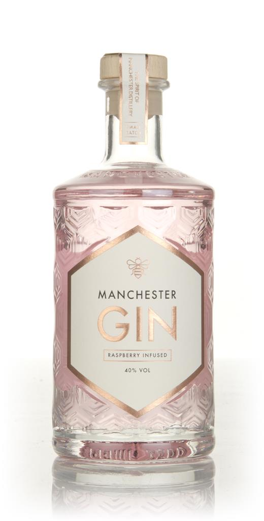 Manchester Gin - Raspberry Infused 3cl Sample Flavoured Gin