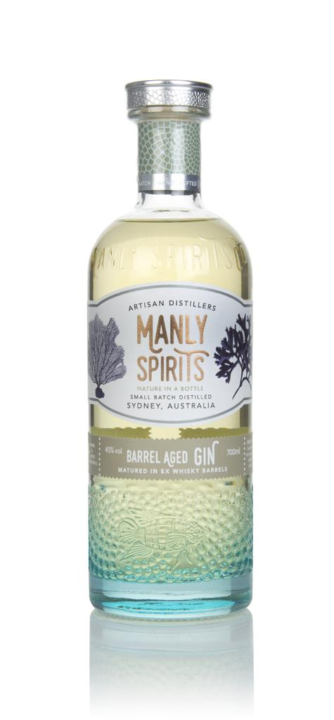 Manly Spirits Co. Barrel Aged Cask Aged Gin