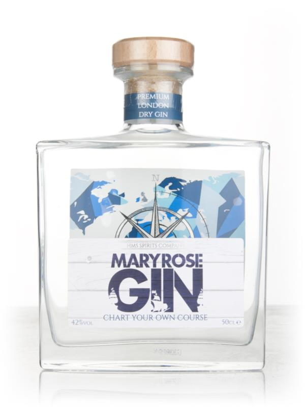 Mary Rose Gin 3cl Sample London Dry Gin