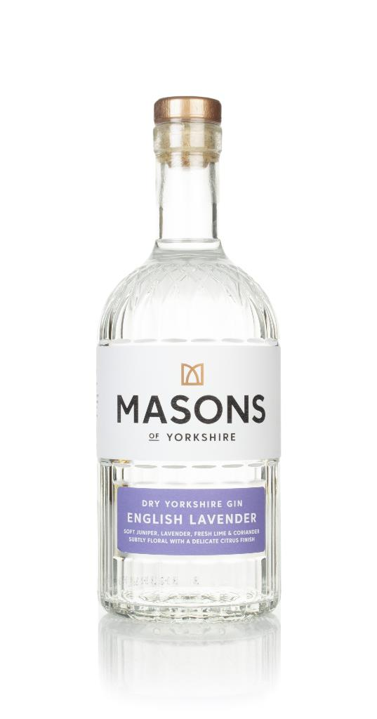 Masons Dry Yorkshire Gin - Lavender Edition 3cl Sample Flavoured Gin
