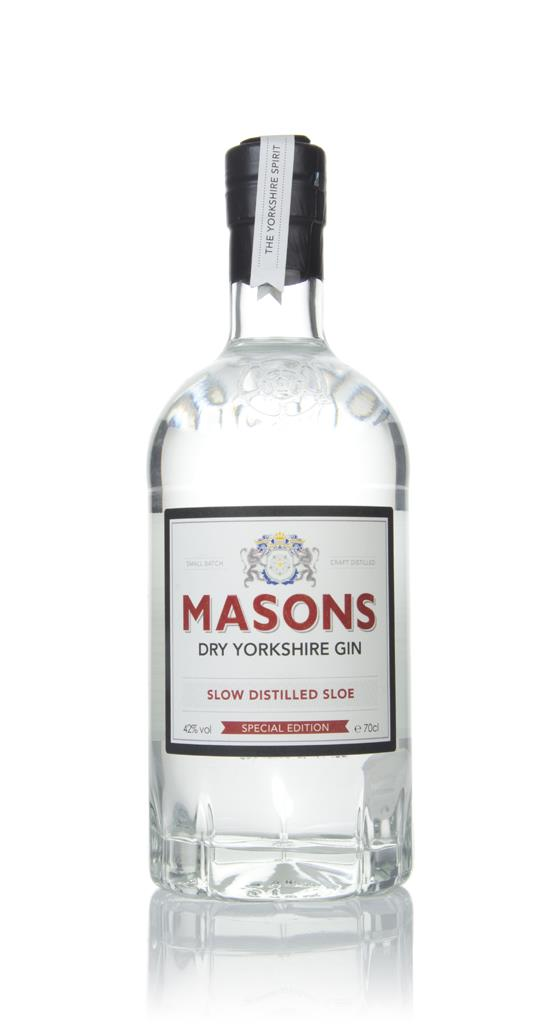 Masons Dry Yorkshire Gin - Slow Distilled Sloe 3cl Sample Gin