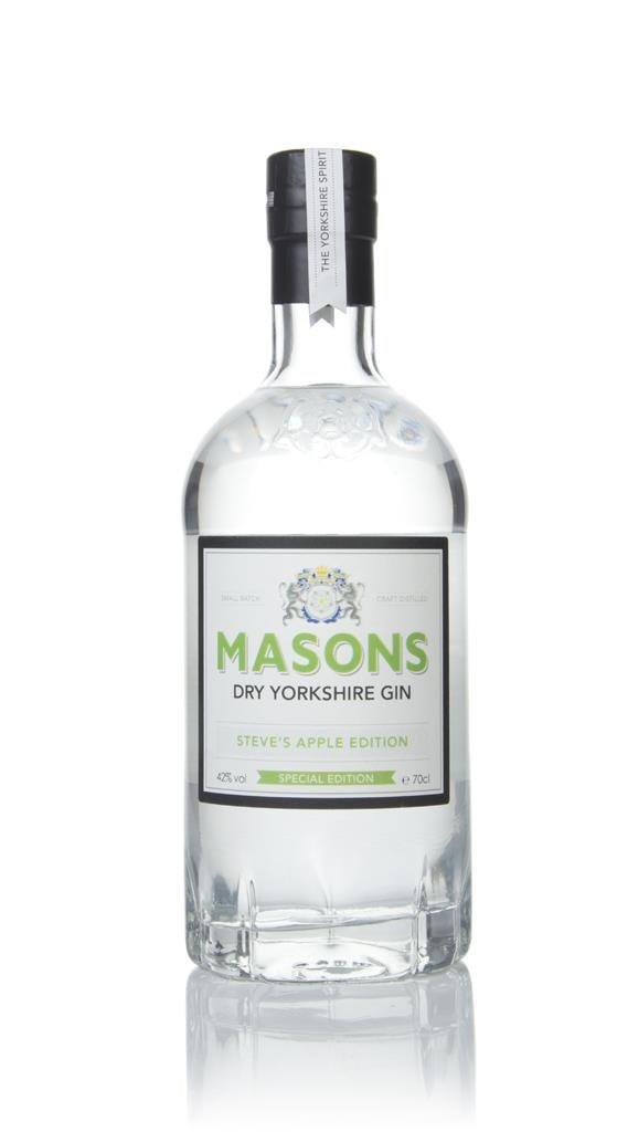 Masons Dry Yorkshire Gin - Steves Apple Edition Flavoured Gin