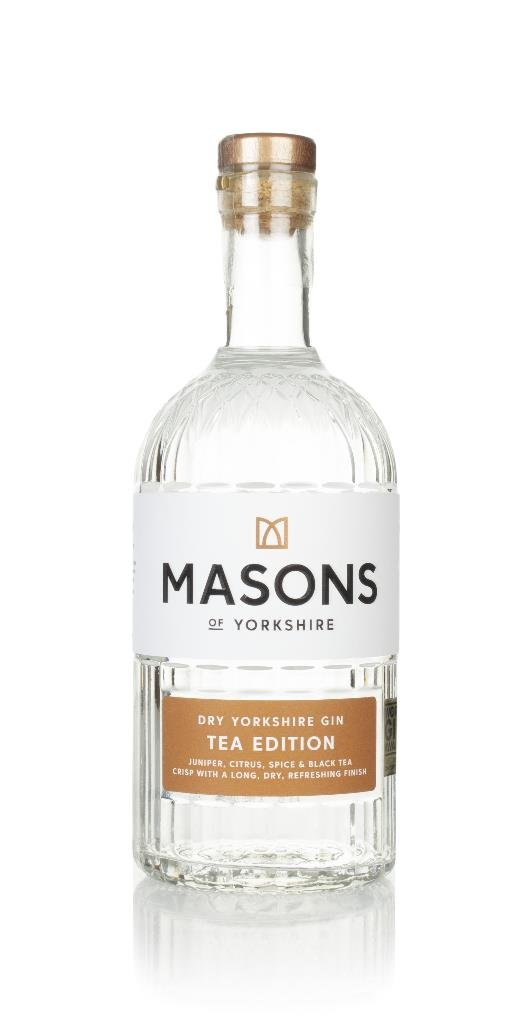 Masons Dry Yorkshire Gin - Yorkshire Tea Edition 3cl Sample Flavoured Gin