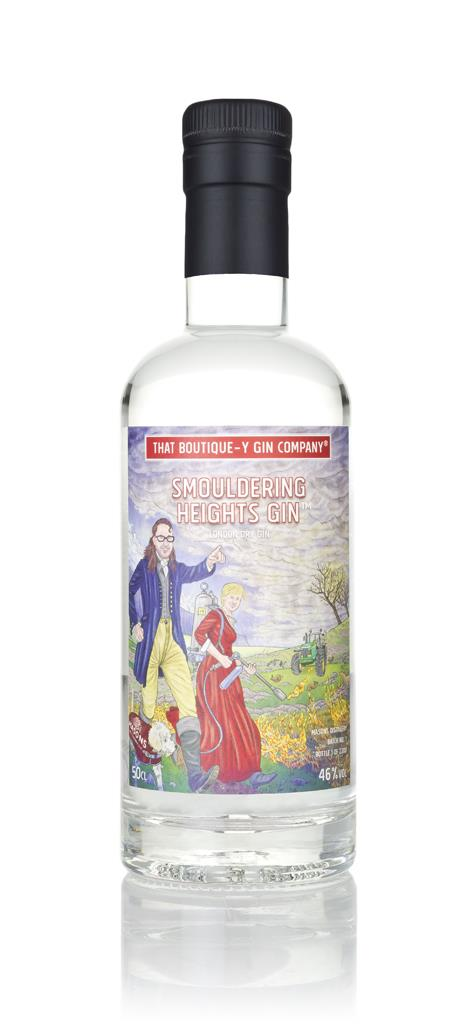 Smouldering Heights Gin - Masons Distillery (That Boutique-y Gin Compa London Dry Gin