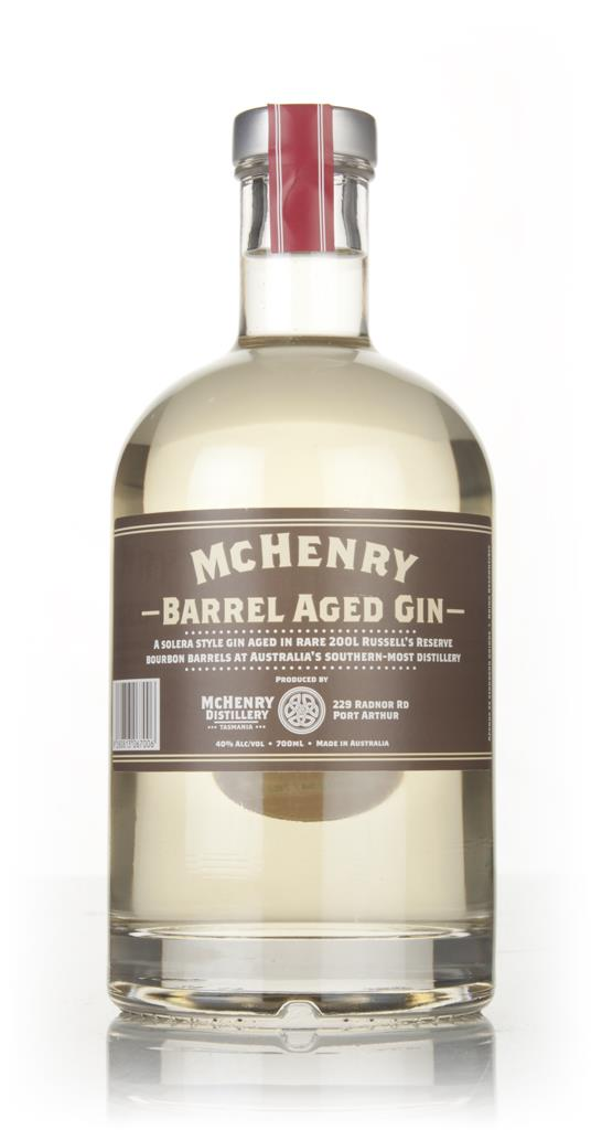 McHenry Barrel Aged Cask Aged Gin