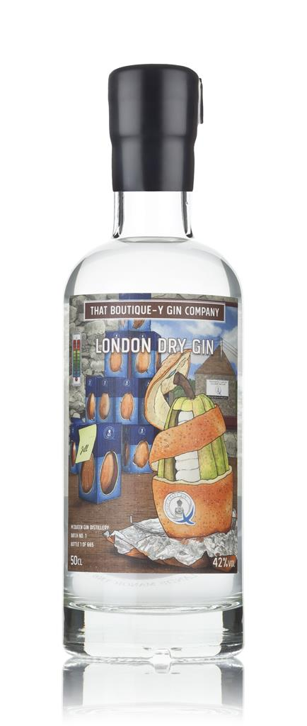 Chocolate Orange Gin - McQueen (That Boutique-y Gin Company) London Dry Gin