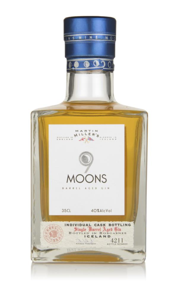 Martin Millers 9 Moons Cask Aged Gin