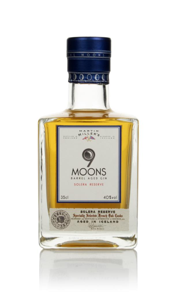 Martin Millers 9 Moons Solera Reserve Cask Aged Gin
