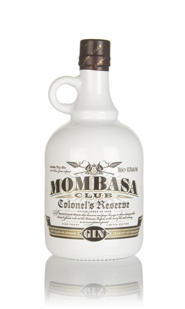Mombasa Club Colonels Reserve Gin