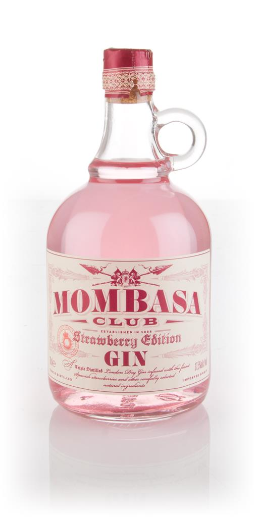Mombasa Club Strawberry Edition 3cl Sample Flavoured Gin