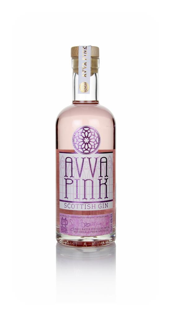 Avva Pink Scottish Flavoured Gin