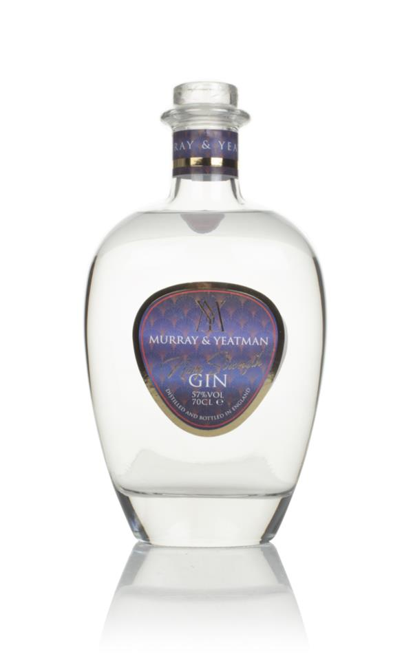 Murray & Yeatman Navy Strength Gin
