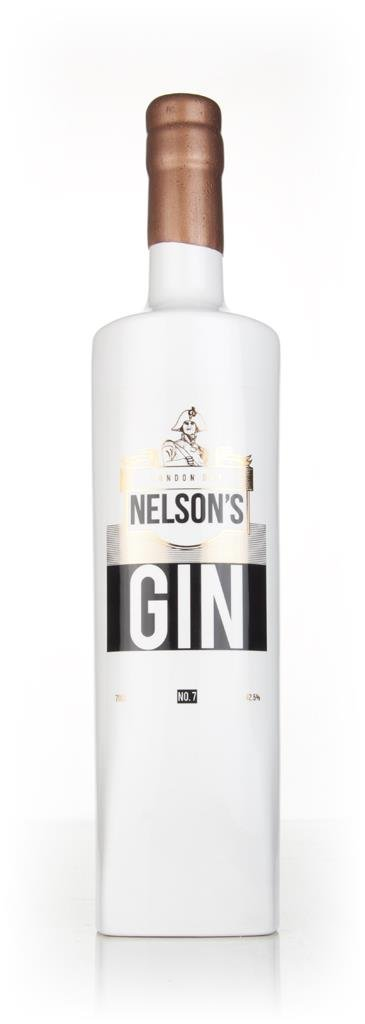 Nelsons Gin 3cl Sample London Dry Gin