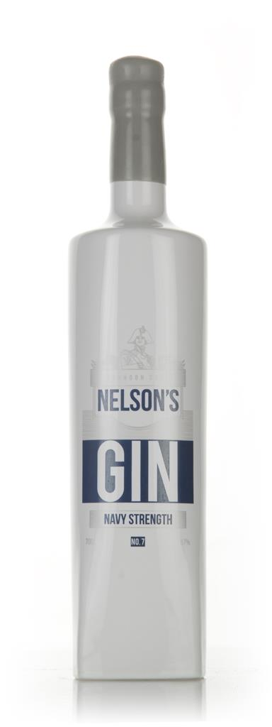 Nelsons Navy Strength London Dry Gin