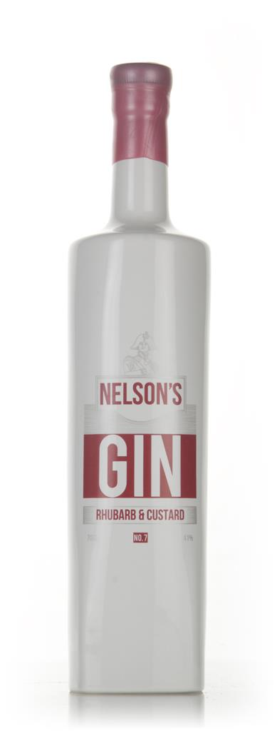 Nelson's Rhubarb and Custard Gin 3cl Sample Flavoured Gin