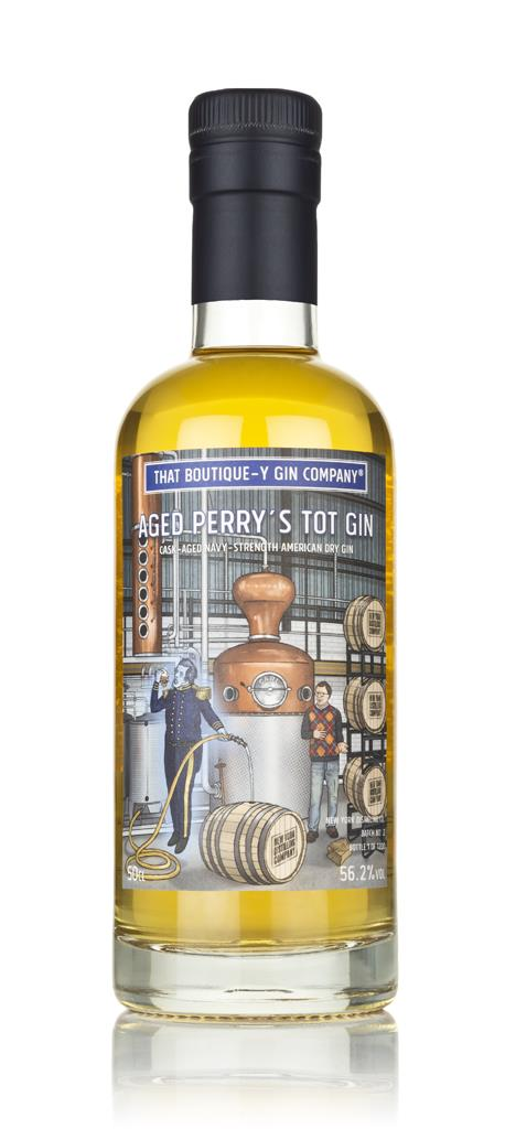 Aged Perry's Tot Gin - New York Distilling Company (That Boutique-y Gi Cask Aged Gin