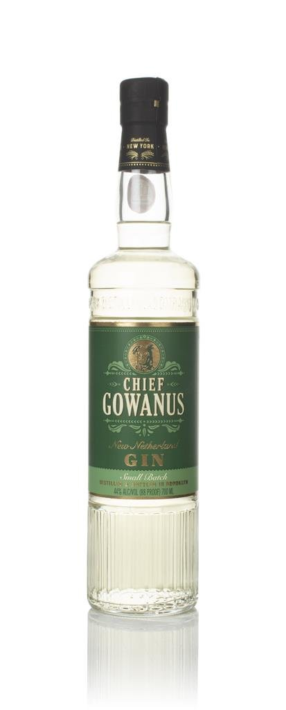 Chief Gowanus New-Netherland Cask Aged Gin