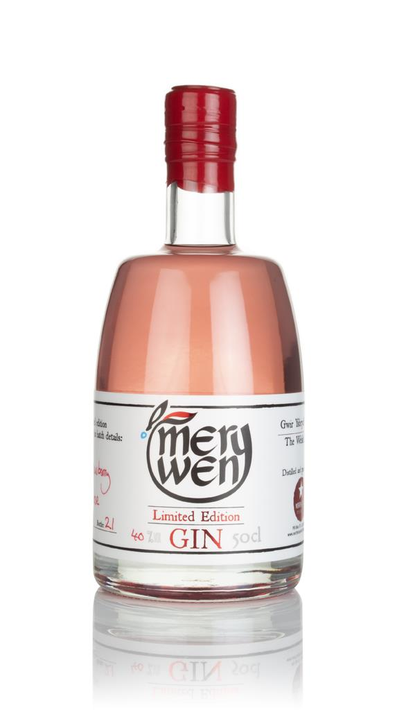 Merywen Strawberry & Rose Flavoured Gin