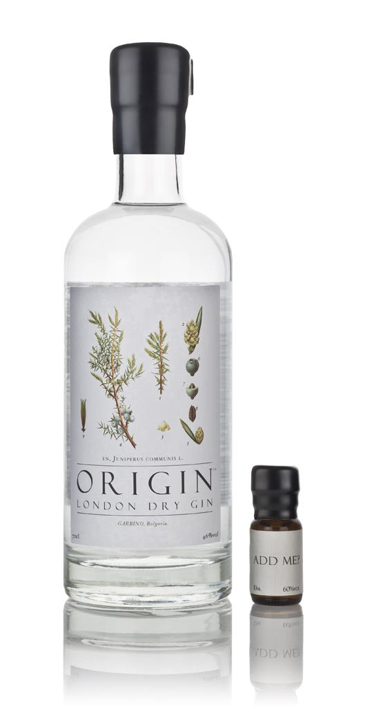 Origin - Garbino, Bulgaria London Dry Gin
