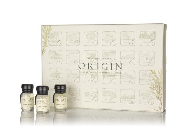 Origin Single Botanical Gin Advent Calendar London Dry Gin