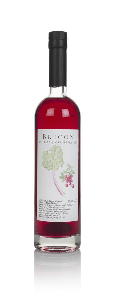 Brecon Rhubarb & Cranberry Flavoured Gin