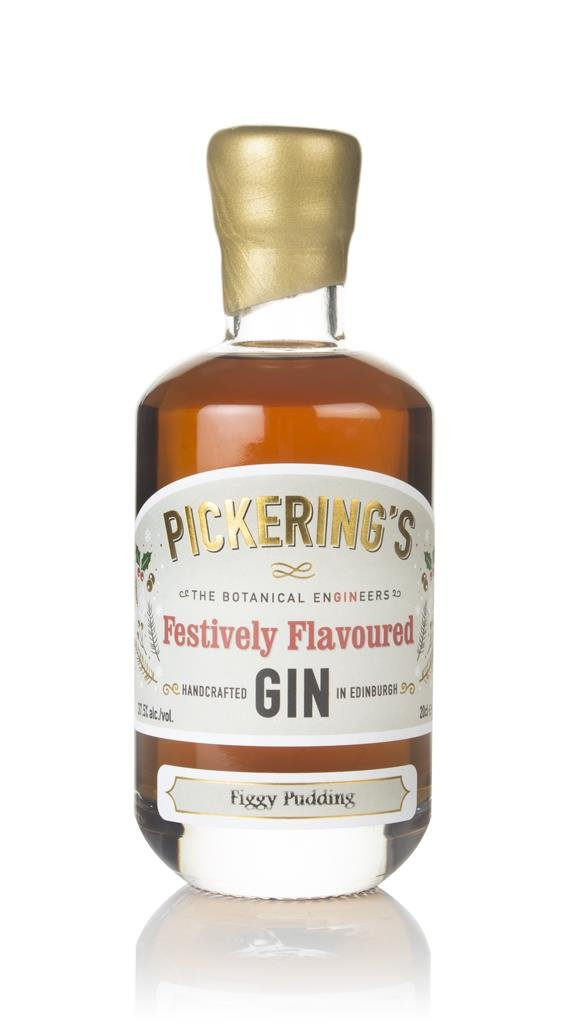 Pickerings Figgy Pudding Flavoured Gin