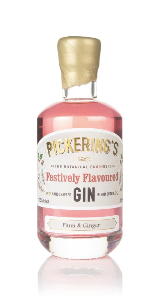 Pickerings Plum & Ginger Flavoured Gin