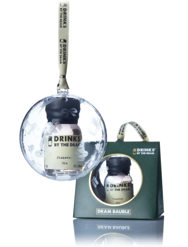 Drinks by the Dram Single Bauble - Pinkster Gin